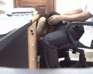 sexy indian secretary fucked in working place