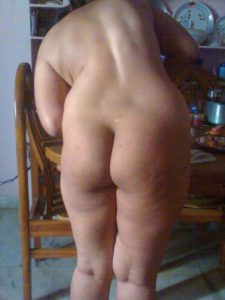 Aunty ass nude pic