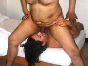 Couple sex desi sucking
