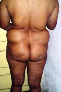 Desi chubby ass naked