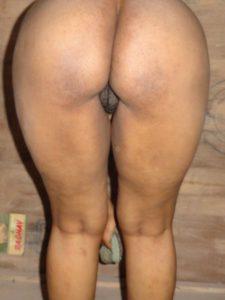 Desi indian naked bum pic