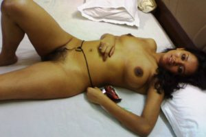 Desi indian naked hairy pussy