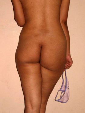 Desi naked indian bum pic