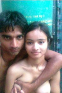 Desi naked indian couple