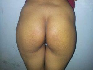 Hot desi naked bum
