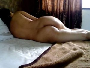 Indian desi naked ass