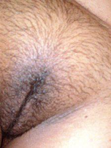 Clean shave desi chut photo