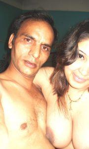 Indian naked couple