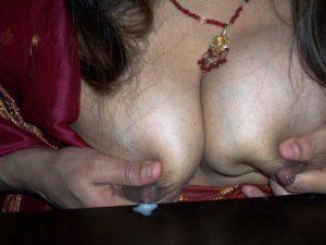 Indian nude milk boobs