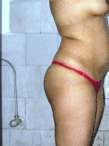 Naked indian Hottie babe