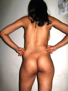 SLim fit desi naked ass