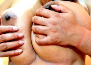 Hot nude big boobs