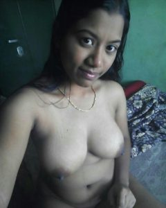 Naked hot indian babe boobs