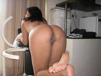 Very hot naked hermaphrodite