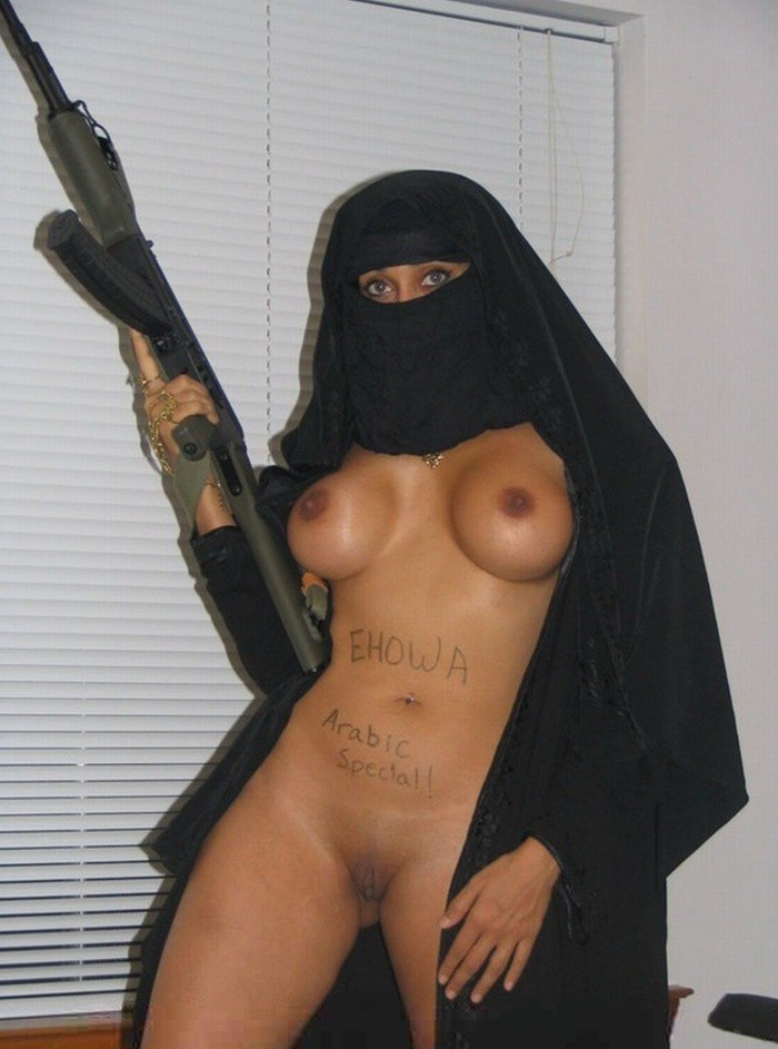 muslims big boobs nude