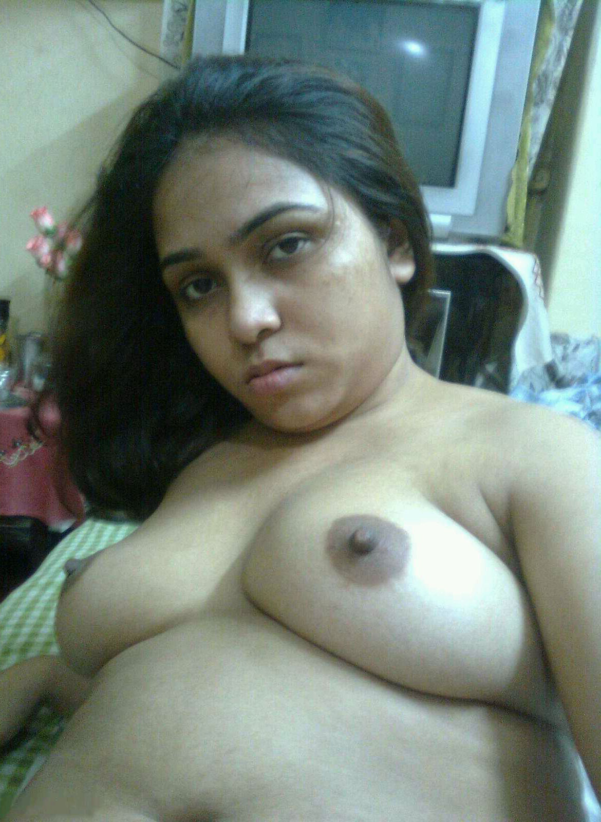 real indian nude babe