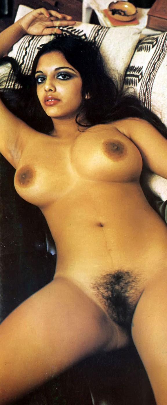 hot naked girl with bush